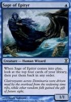 Time Spiral: Sage of Epityr