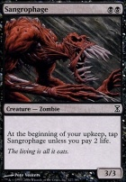 Time Spiral: Sangrophage