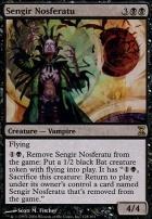 Time Spiral Foil: Sengir Nosferatu