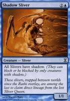 Time Spiral: Shadow Sliver