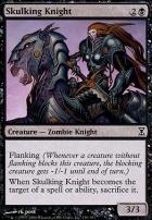 Time Spiral: Skulking Knight