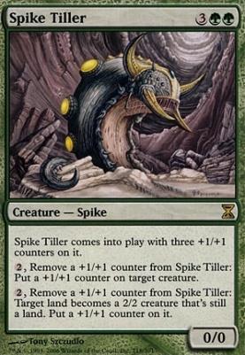 Time Spiral: Spike Tiller