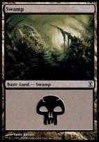 Time Spiral: Swamp (291 B)