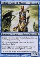 Time Spiral: Teferi, Mage of Zhalfir