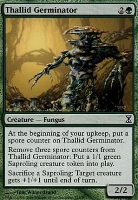 Time Spiral: Thallid Germinator