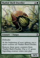 Time Spiral: Thallid Shell-Dweller