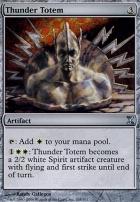 Time Spiral: Thunder Totem