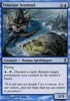 Time Spiral: Tolarian Sentinel