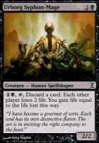 Time Spiral: Urborg Syphon-Mage