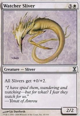 Time Spiral: Watcher Sliver