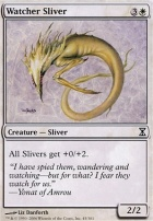 Time Spiral: Watcher Sliver