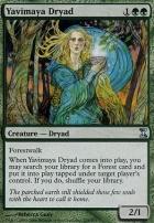 Time Spiral: Yavimaya Dryad