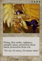 Timeshifted Foil: Akroma, Angel of Wrath