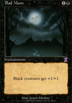 Timeshifted Foil: Bad Moon