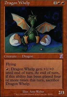 Timeshifted: Dragon Whelp