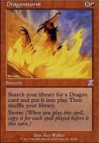 Timeshifted Foil: Dragonstorm