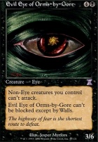 Timeshifted Foil: Evil Eye of Orms-by-Gore