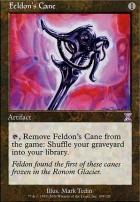 Timeshifted: Feldon's Cane