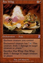 Timeshifted: Fire Whip