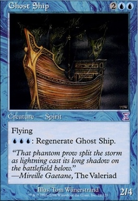 Timeshifted: Ghost Ship