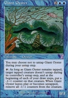 Timeshifted Foil: Giant Oyster