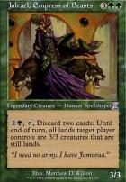 Timeshifted: Jolrael, Empress of Beasts