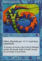 Timeshifted Foil: Lord of Atlantis