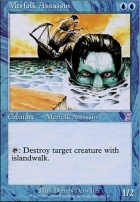 Timeshifted: Merfolk Assassin