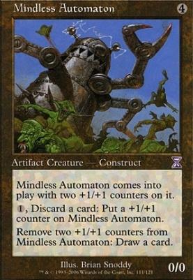 Timeshifted: Mindless Automaton