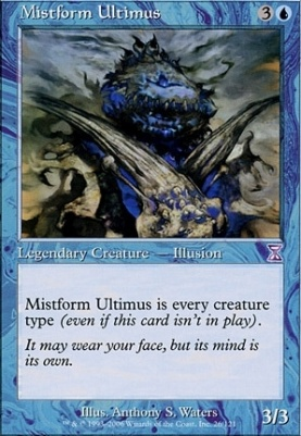 Timeshifted: Mistform Ultimus