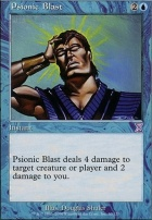 Timeshifted: Psionic Blast