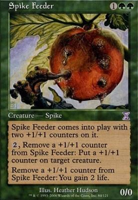 Timeshifted Foil: Spike Feeder