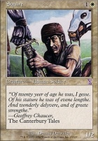 Timeshifted Foil: Squire