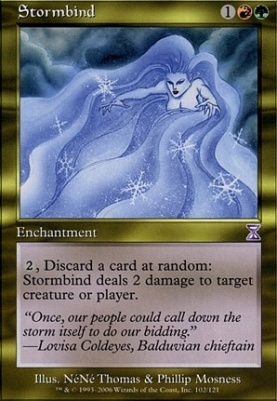 Timeshifted: Stormbind