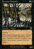 Timeshifted: Swamp Mosquito