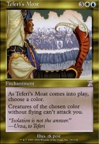 Timeshifted: Teferi's Moat