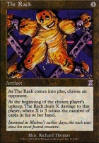 Timeshifted Foil: The Rack