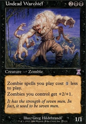 Timeshifted: Undead Warchief