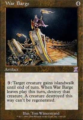 Timeshifted: War Barge