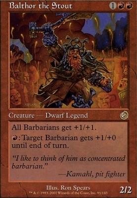 Torment: Balthor the Stout