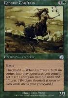 Torment Foil: Centaur Chieftain