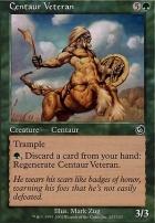 Torment Foil: Centaur Veteran