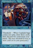 Torment Foil: Cephalid Sage
