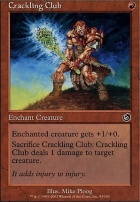 Torment Foil: Crackling Club