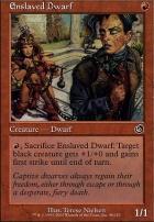 Torment Foil: Enslaved Dwarf