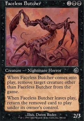 Torment: Faceless Butcher