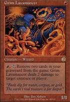 Torment: Grim Lavamancer