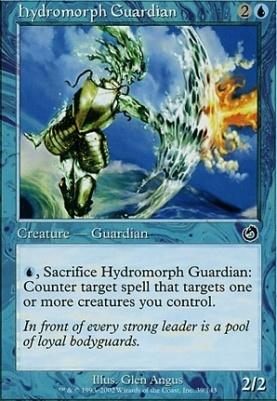 Torment Foil: Hydromorph Guardian