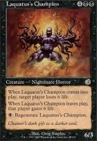Torment: Laquatus's Champion
