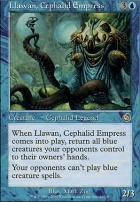 Torment: Llawan, Cephalid Empress